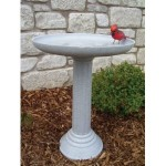 Spa Heated Bird Bath 150x150 Heated Bird Baths For Winter